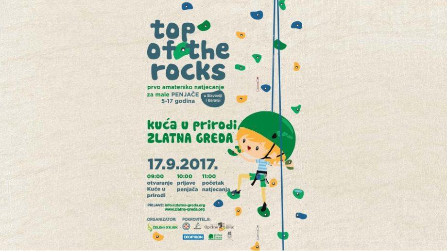 Prvo amatersko natjecanje za male penjače @ Kuća u prirodi Zlatna Greda