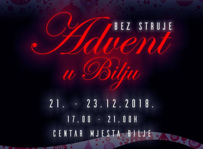 Advent bez struje @ Bilje