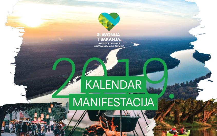 Kalendar manifestacija 2019