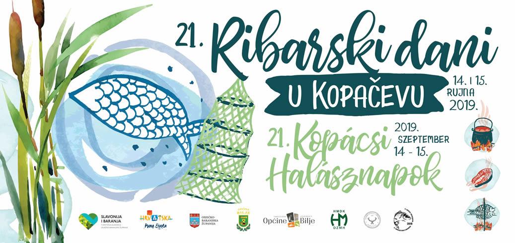 21. Ribarski dani u Kopačevu