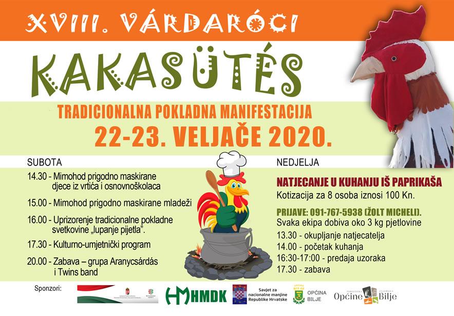 Pokladna manifestacija u Vardarcu